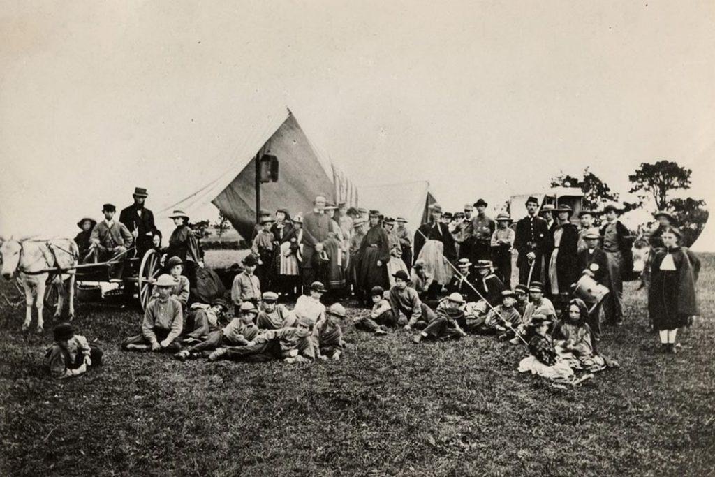Gunnery Camp